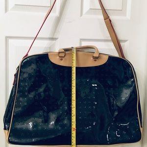 EUC! ARCADIA 💯% authentic 💯% leather travel tote